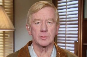Bill Weld: 'I'm Not Buying' That Clinton Will Be Indicted, Not Enough Evidence