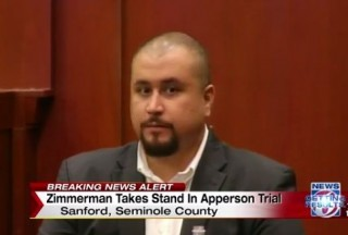 WATCH: George Zimmerman Testifies Against Man Accused of Trying to
