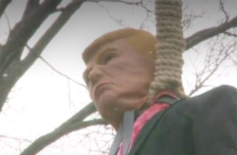 ... Veteran Is Legally Allowed to Hang 'Trump' in Public | Law News