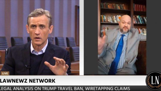 'Rank Speculation!': Dan Abrams Battles Conservative ...