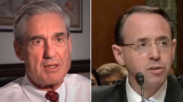 Image result for robert mueller rosenstein