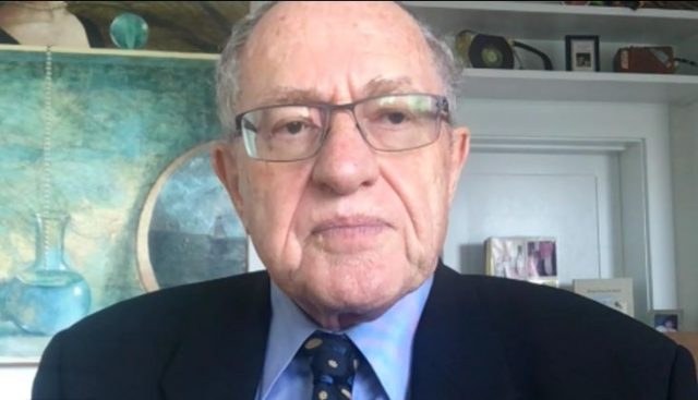 Dershowitz Oj S Robbery Sentence Was Punishment For