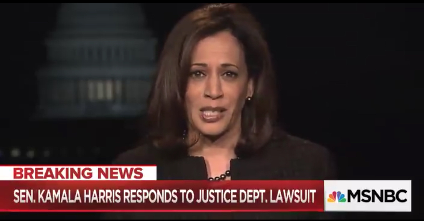 Image result for abolish ICE kamala harris