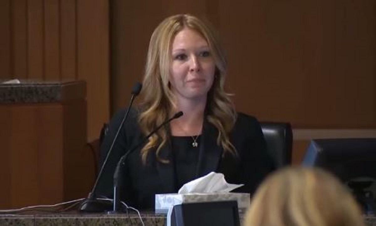 I Was Terrified Ex Girlfriend Testifies In Trial Of