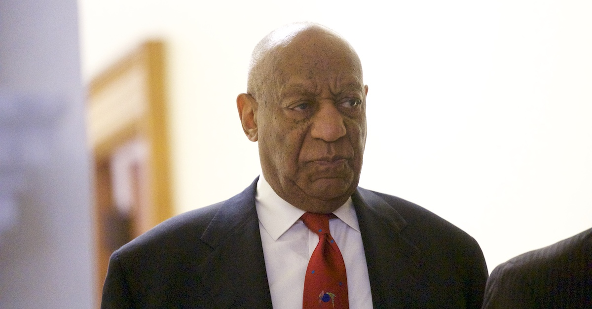 'Despicable': Bill Cosby Calls for AIG Boycott After They Settled Sexual Assault Case