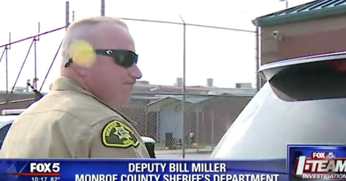 'Not Even a Blowjob?': Deputy Allegedly Told Woman He'd Get Charges Dropped for Sex (LISTEN)
