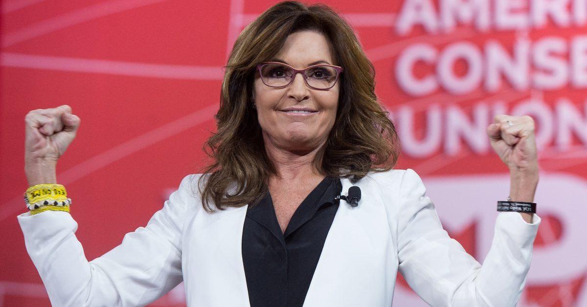 Sarah Palin's NYT Defamation Lawsuit Reinstated | Law & Crime