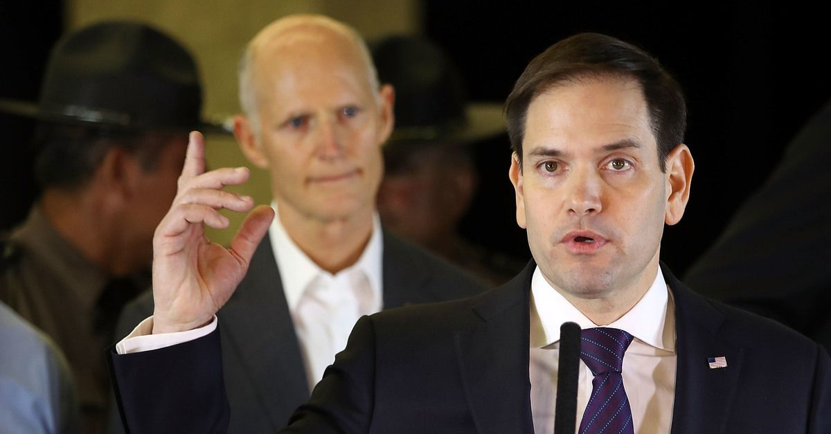 Federal Judge Hands Rick Scott Huge Loss While Masterfully Trolling Marco Rubio's Football Analogy
