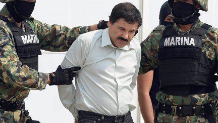 El Chapo's arrest