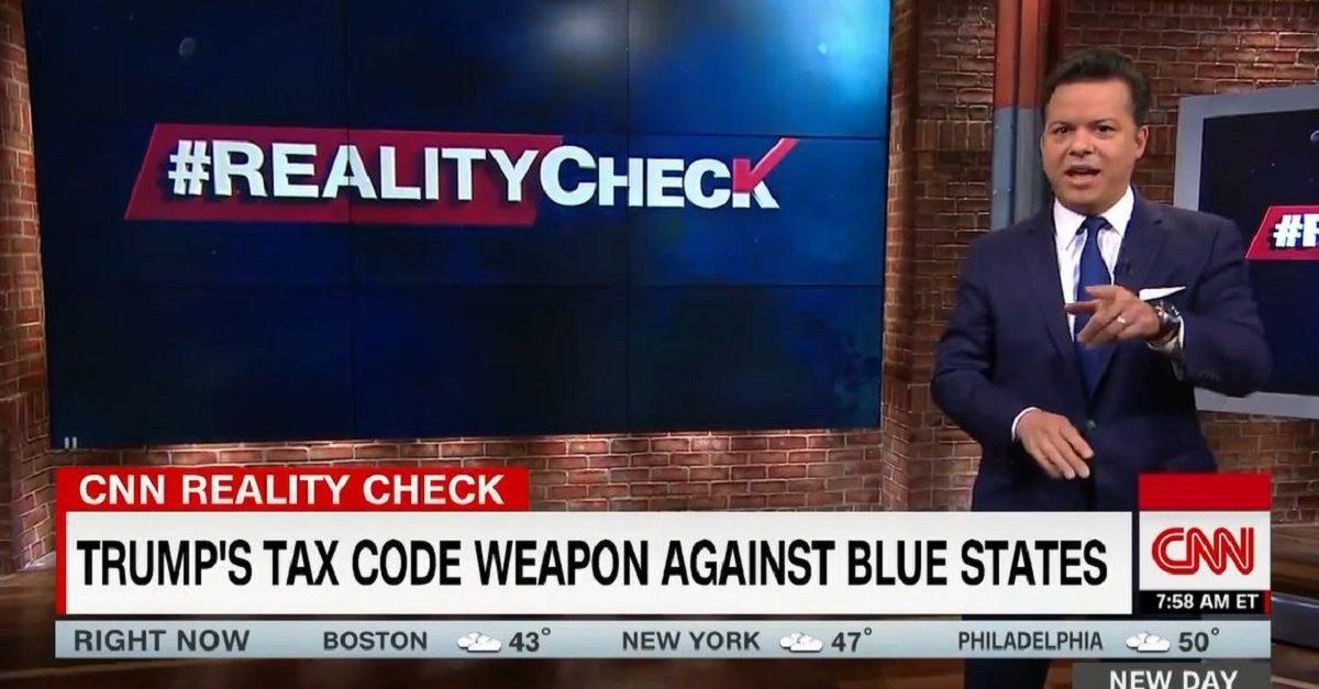 cnn trump tax code