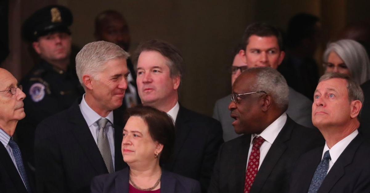 All Eyes Are on Gorsuch and Kavanaugh as SCOTUS's 'Blockbuster' October Term Begins
