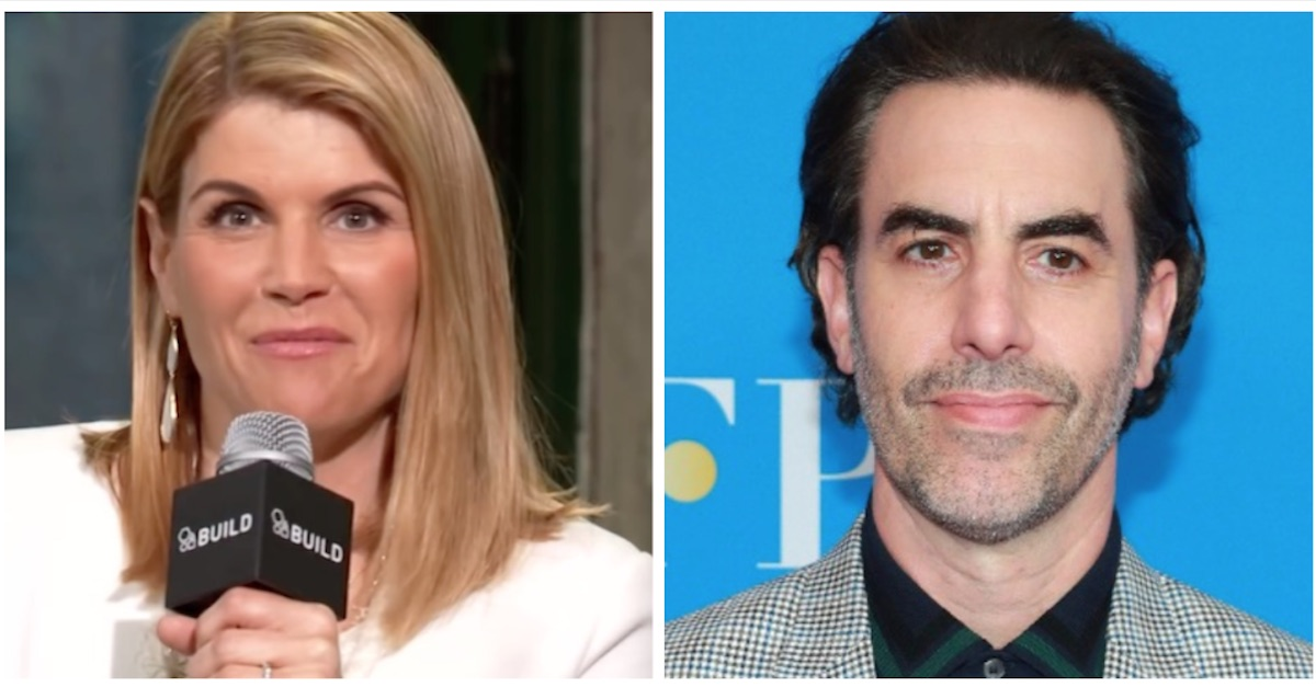 Sacha Baron Cohen Rubs Salt in the Wound, Mocks 'Rowing Boat' Detail of Lori Loughlin Case