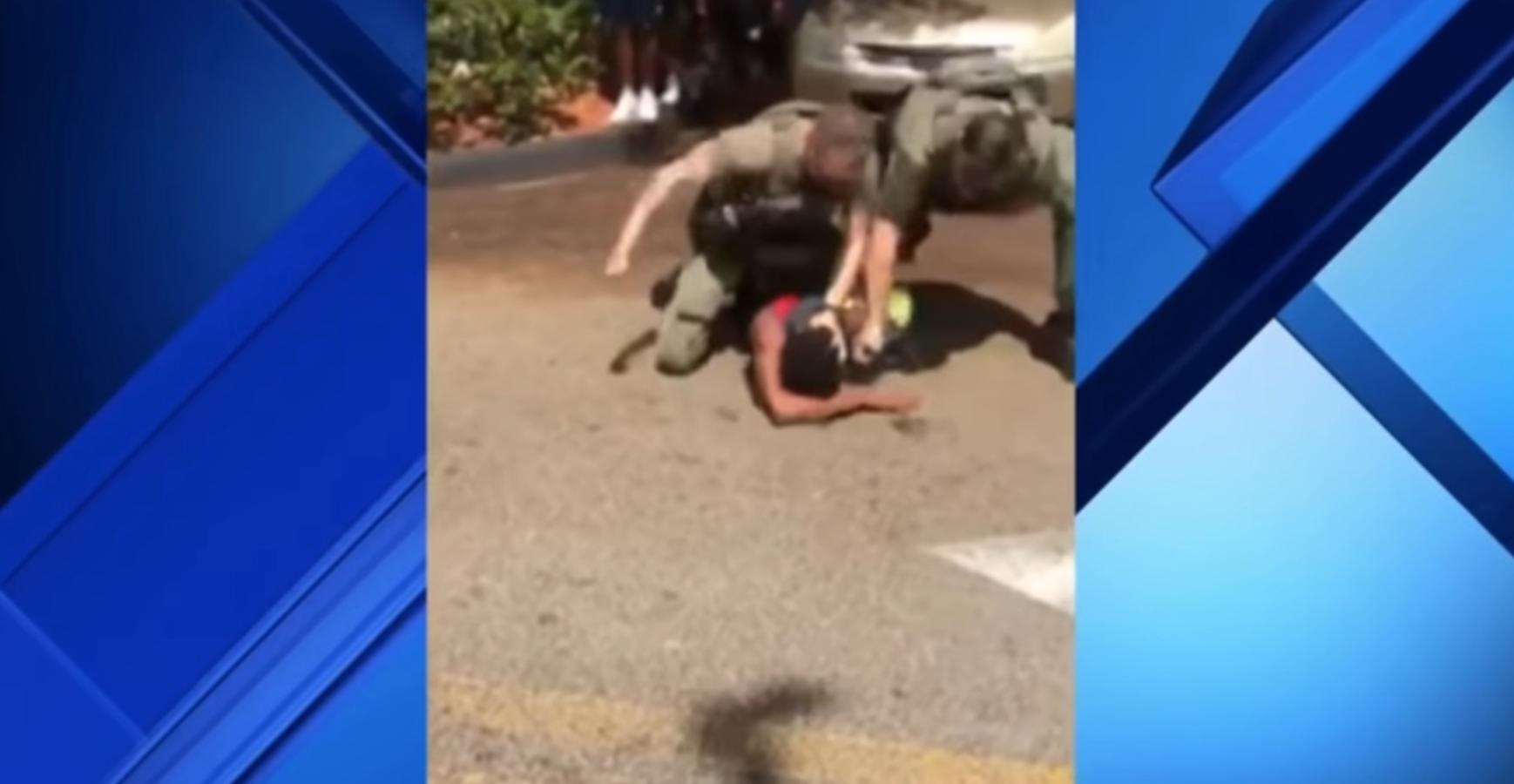 Florida Deputy Fired for Slamming Teen's Face into the Ground During Arrest