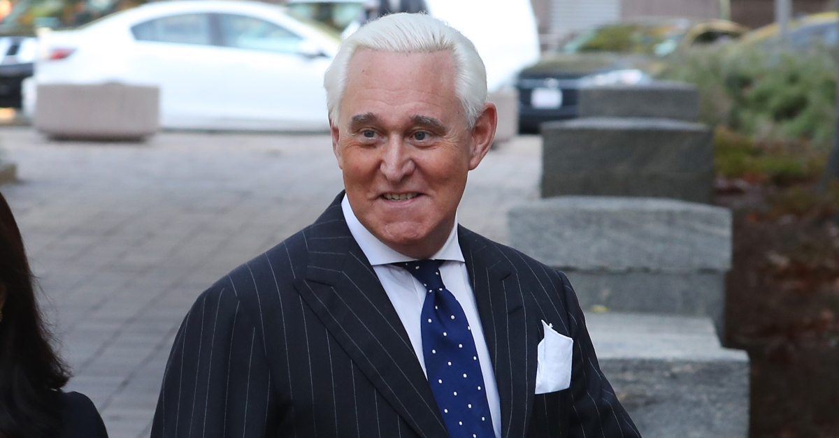 Roger Stone Judge Schedules Conference Call. Will She Put DOJ on the Spot?