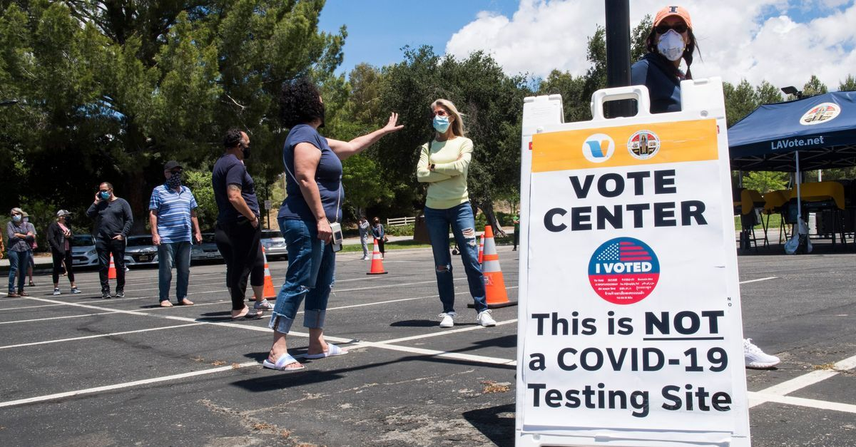 'A Sheer Attack on Democracy': Critics Savage GOP Lawsuit Against California's Vote-By-Mail System