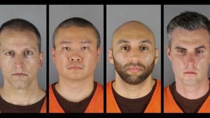 Minneapolis, Police Officers, Former, Cops, George Floyd, Murder, Killing, Knee, Neck
