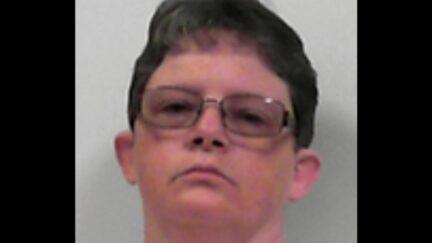 Reta Mays mugshot, West Virginia Regional Jail