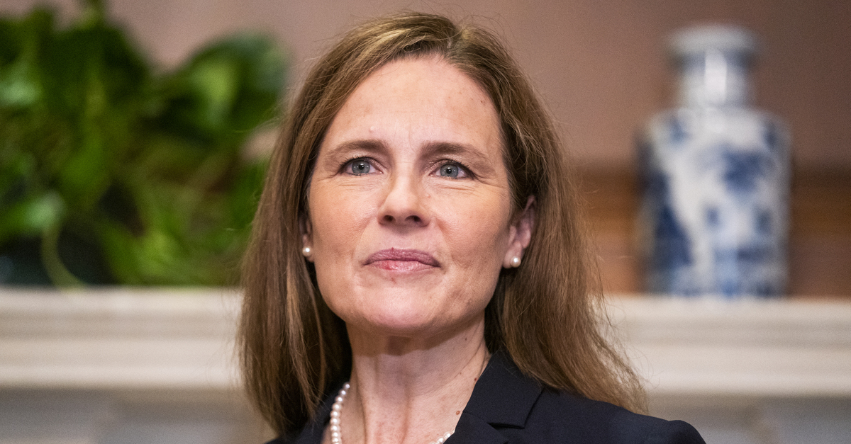 Amy Coney Barrett Confirmed by U.S. Senate as Supreme Court Justice
