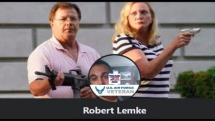 Robert Lemke's Facebook Page