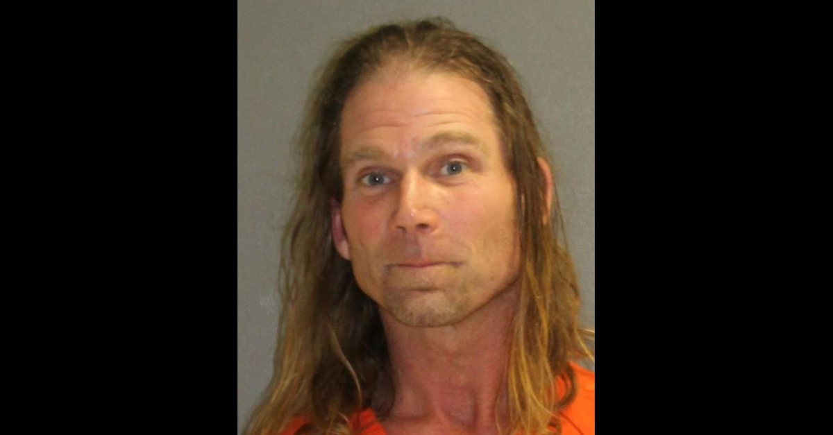 Naked Cowboy's Guitar Breaks During Panhandling Arrest (VIDEO)