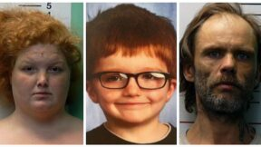 Brittany Gosney, James Robert Hutchison, James Hamilton