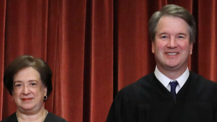 Justice Kagan and Kavanaugh