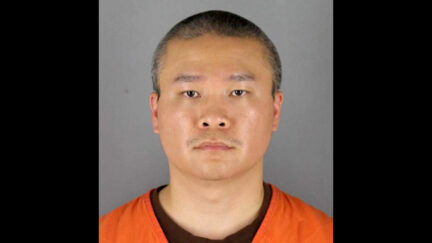 Former Minneapolis Police Officer Tou Thao's mugshot