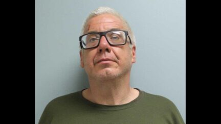 Victor Steban is seen in a mugshot from the Westmoreland County