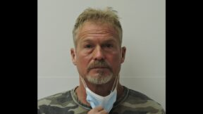 Barry Morphew's mugshot after arrest in alleged murder of his wife Suzanne