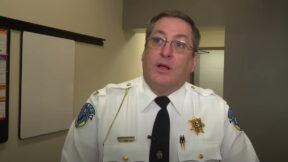 Jackson Township Police Chief Mark Brink