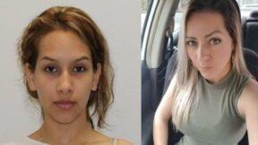 Images of Maria Katherine Chavez Encarnacion (left), and Rossana Delgado