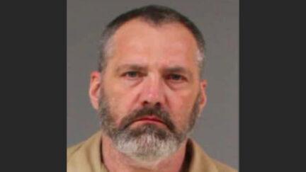 Tim Clevenger mugshot via Blount County Sheriff's Office