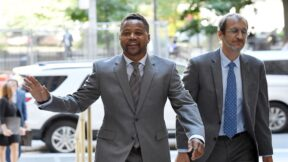 Cuba Gooding, Jr. arrives for trial on sexual assault charges, Sept. 3, 2019