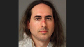Mugshot of Jarrod Ramos