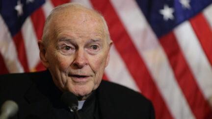 Ex-Cardinal Theodore McCarrick
