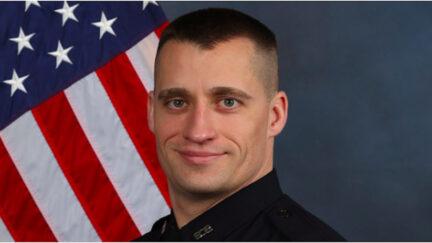 Nathan Nash, courtesy of the Spokane Police Department