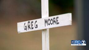 Greg Moore memorial