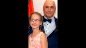 Sofia Trusova and Michael J. Andreev Sr.