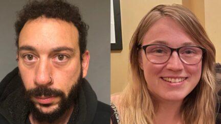 Joseph Ferlazzo (L) and Emily Ferlazzo (R)