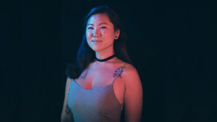 Lauren Cho appears in an image provided by law enforcement
