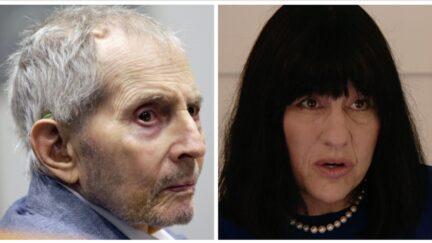 Robert Durst, Susan Berman